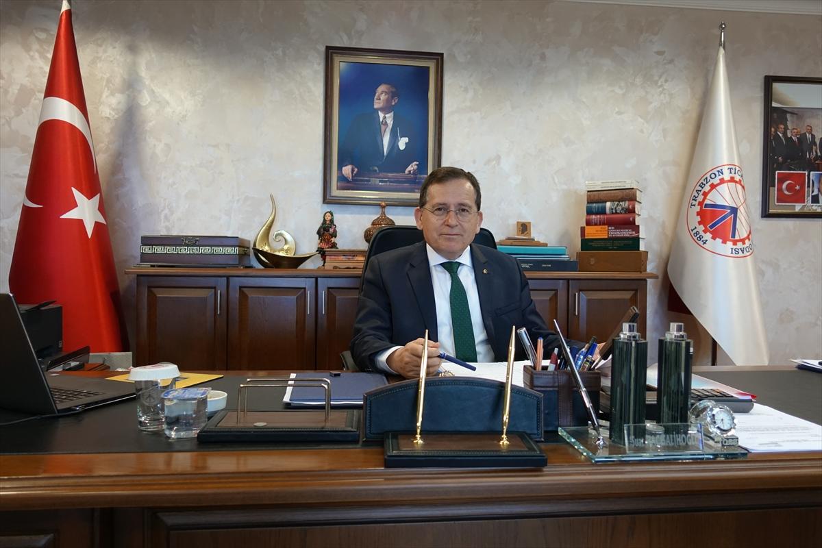 """""""Trabzon, teknolojik üretim üssü haline gelecek"""""""