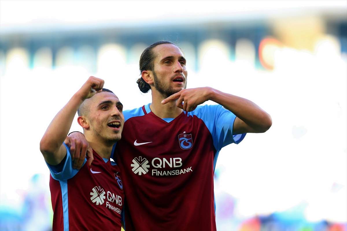 Trabzonspor'dan genç futbolcularla ilgili açıklama