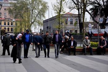 Trabzon'da sıcak hava