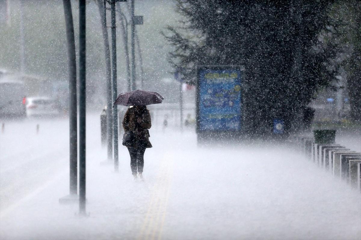 Trabzon ve çevresine meteorolojiden uyarı!