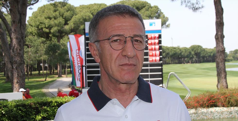"""""""Yönetici olmamı Trabzonspor'a borçluyum"""""""