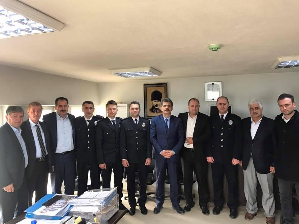 Arsin'de Polis Teşkilatının kuruluş yıldönümü
