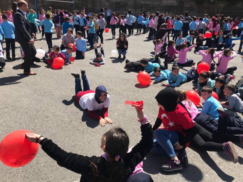 Trabzon'da Oyun Şenlikleri Başladı