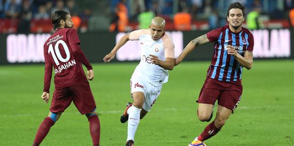 Trabzonspor ile Galatasaray 125. randevuda
