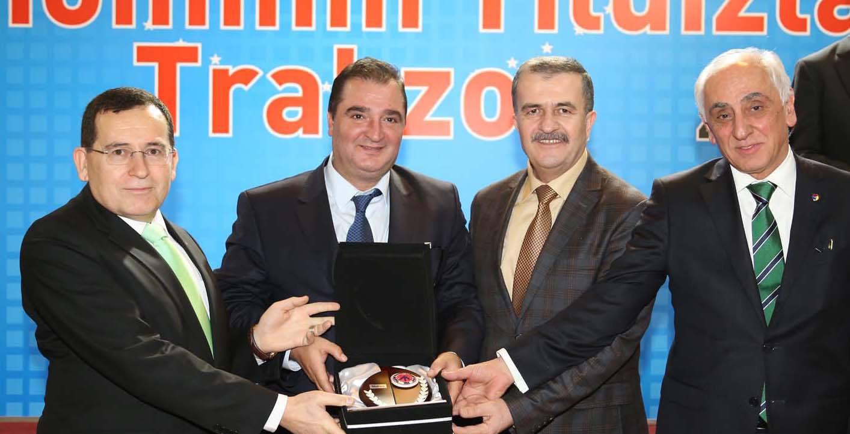 Türkiye'nin 500 büyük sanayi kuruluşunda Trabzon'dan iki firma