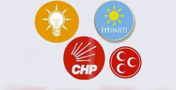 Trabzon Milletvekili Aday Listeleri Açıklandı! Trabzon'a 2 Şok Birden