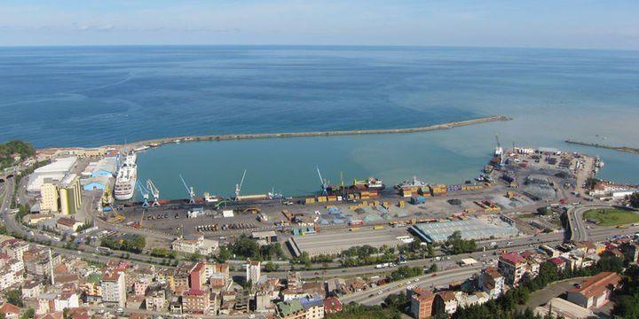 Gümrükçüoğlu, Trabzon limanı Arsin'e taşınmalı