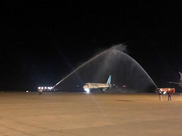 Trabzon'a Riyad'tan ilk misafirler geldi