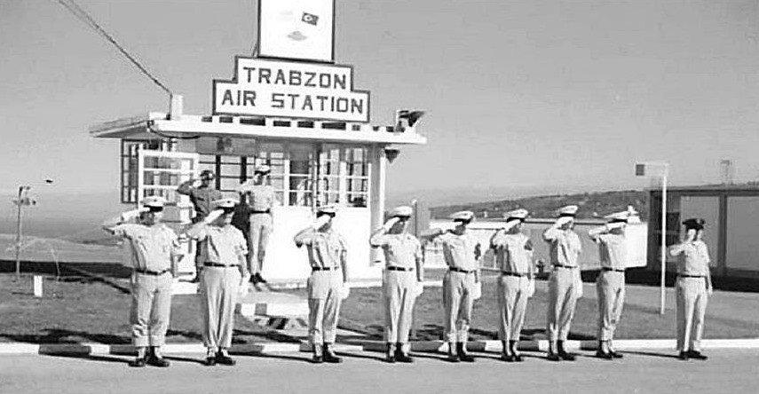 Trabzon Havaalanının Eski Hali