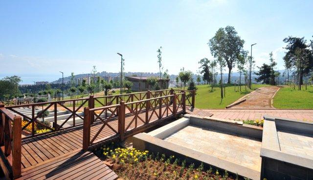 Trabzon Botanik büyük ilgi görüyor