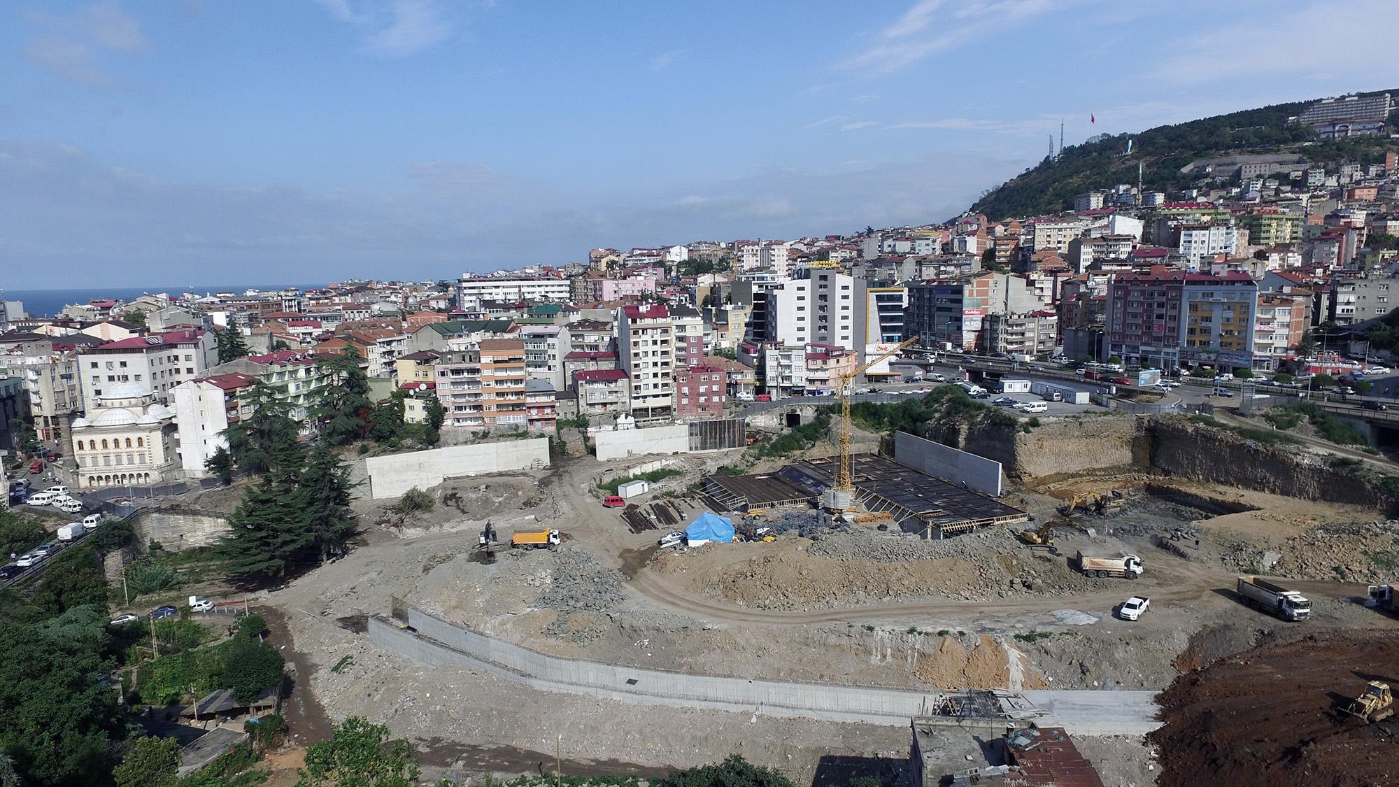 Trabzon'da imar planları tamamlandı