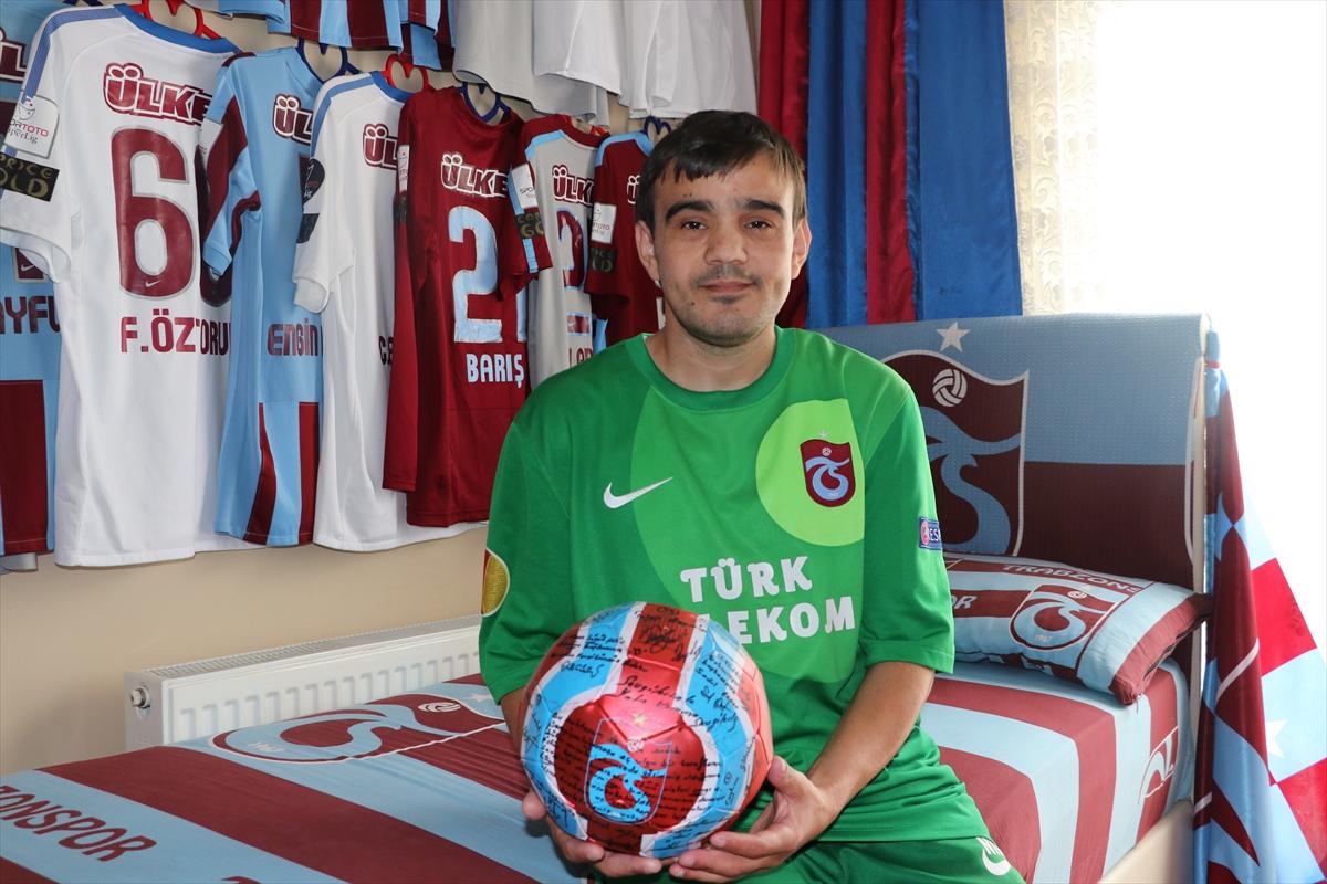 """""""Benim reçetem de tedavim de Trabzonspor"""""""