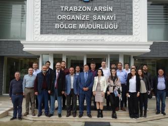 """Arsin'de """"Ar-Ge ve İnovasyon"""" eğitimi düzenlendi"""
