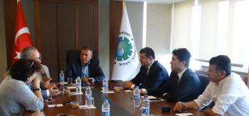 CHP Heyetinden Trabzon Arsin'e Ziyaret
