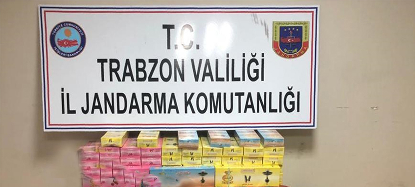 Trabzon'da uyuşturucu ve kaçakçılıkla mücadele