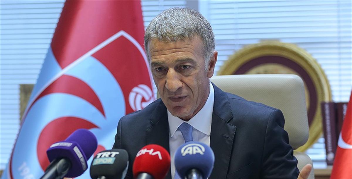 Trabzonspor'da Ahmet Ağaoğlu başkan adaylığını açıkladı