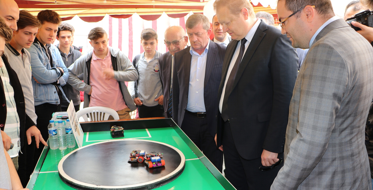 Trabzon Bilim ve Teknoloji Şenliği