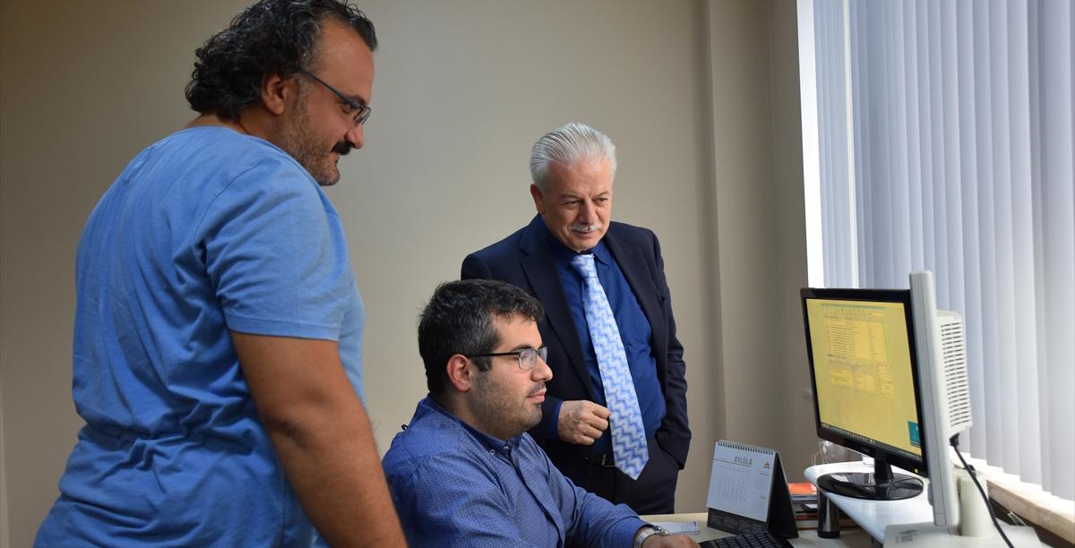 Trabzon'da üretilen yazılım kanseri tespit ediyor