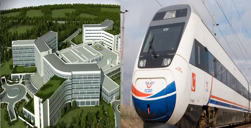 Cumhurbaşkanından Trabzon'a Şehir Hastanesi ve Demiryolu Şoku!