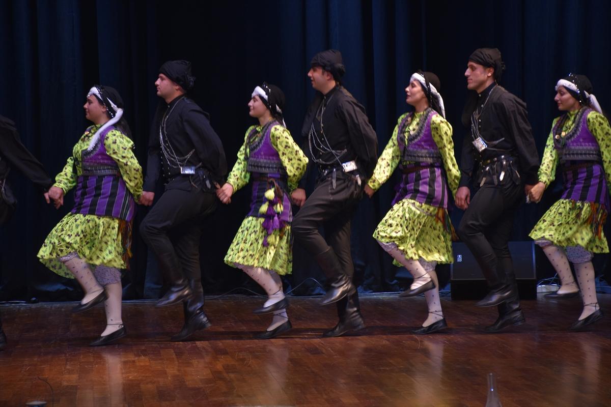 Trabzon'da müzik ve dans sempozyumu