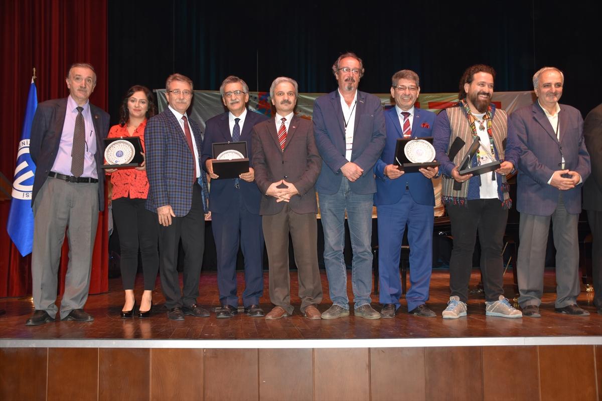 """Trabzon'da """"10. Uluslararası Sanat Günleri"""" sona erdi"""