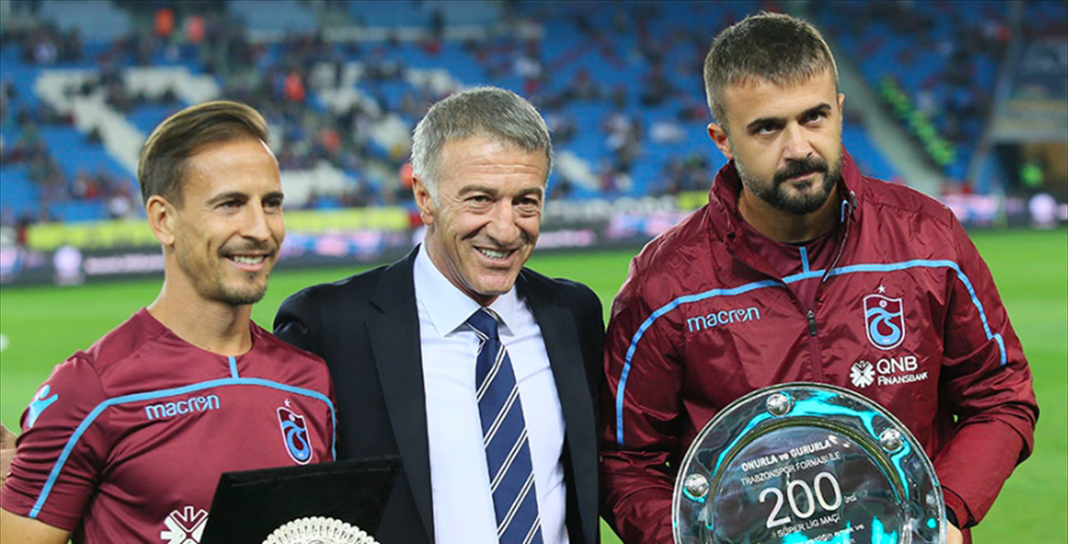 Trabzonspor-Büyükşehir Belediye Erzurumspor maçından notlar