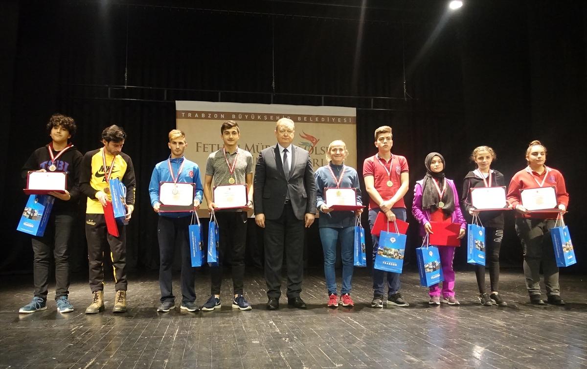 Trabzon'un fethinin 557'nci yılı kutlandı