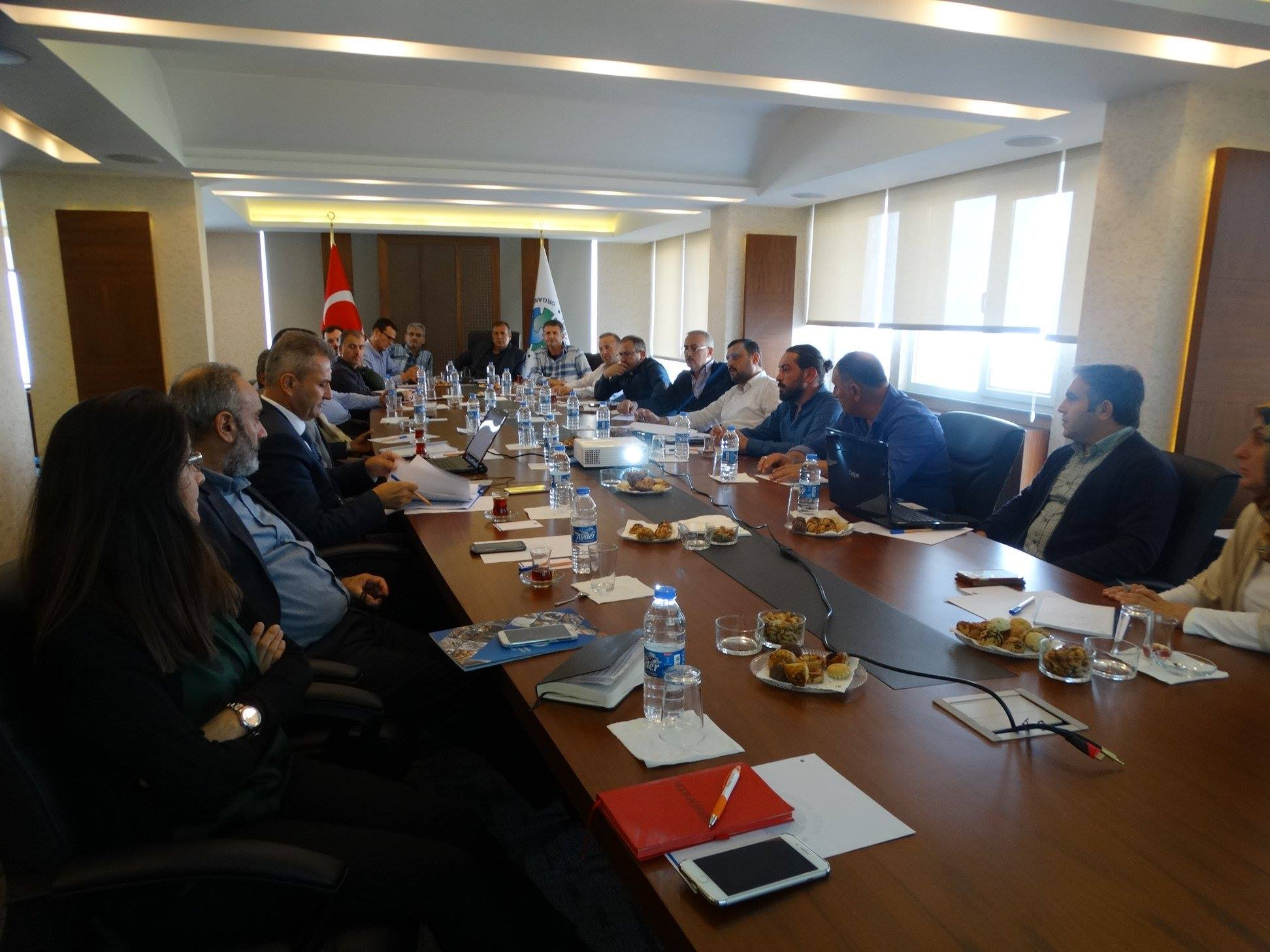 Arsin OSB'de İmar Barışı Bilgilendirme Toplantısı