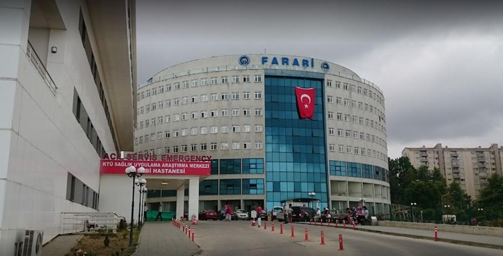 Trabzon'da Farabi Hastanesi hakkında çıkan haberler yalanlandı