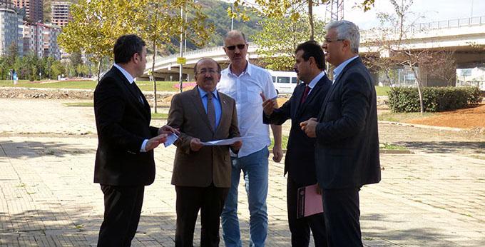 Trabzon'a yeni yaşam alanı