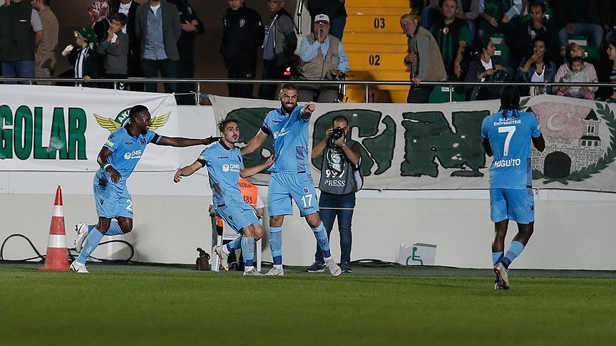 Trabzonspor'dan son 5 sezonun en iyi başlangıcı