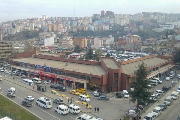 Trabzon'un otogarı ne olacak?