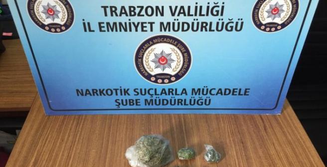 Trabzon'da uyuşturucu ve kaçakçılık operasyonu