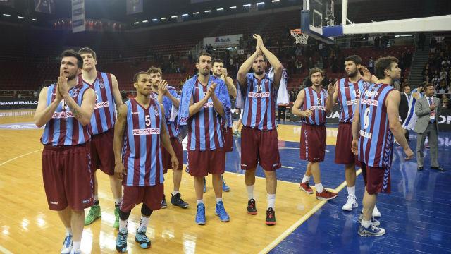 Trabzonspor, Tahincioğlu Basketbol Süper Ligi'nde yer almayacak