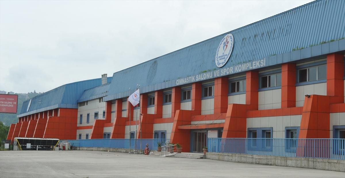 Trabzon'da tırmanma duvarı yapılacak