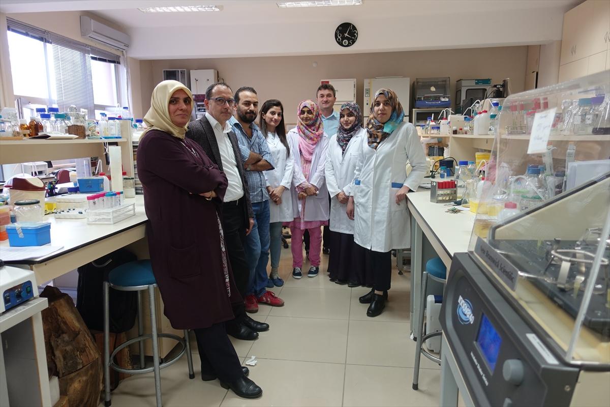 Pakistan'ın bilim insanları Trabzon'da yetişiyor