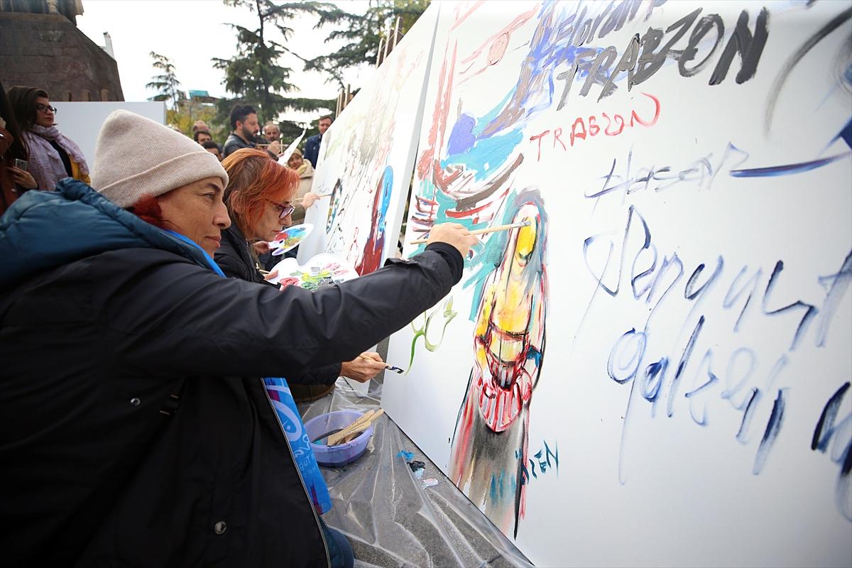 """""""2. Art Trabzon Ulusal Resim Çalıştayı"""""""