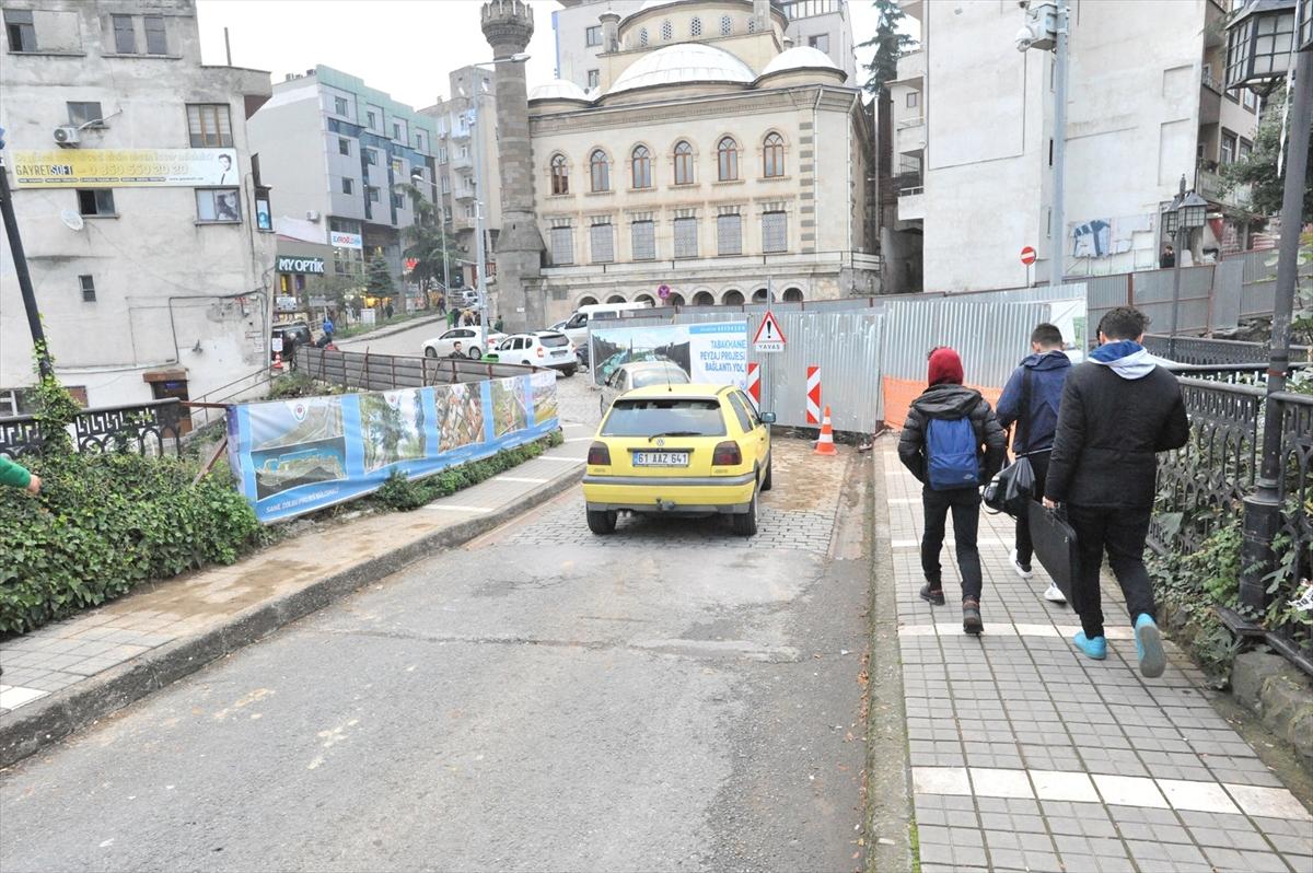 Tabakhane Köprüsü ulaşıma açıldı