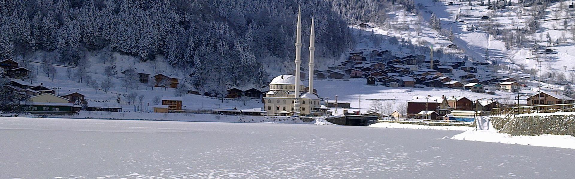 Kanadalı uzmanlarla Trabzon'daki kış turizmi görüşüldü