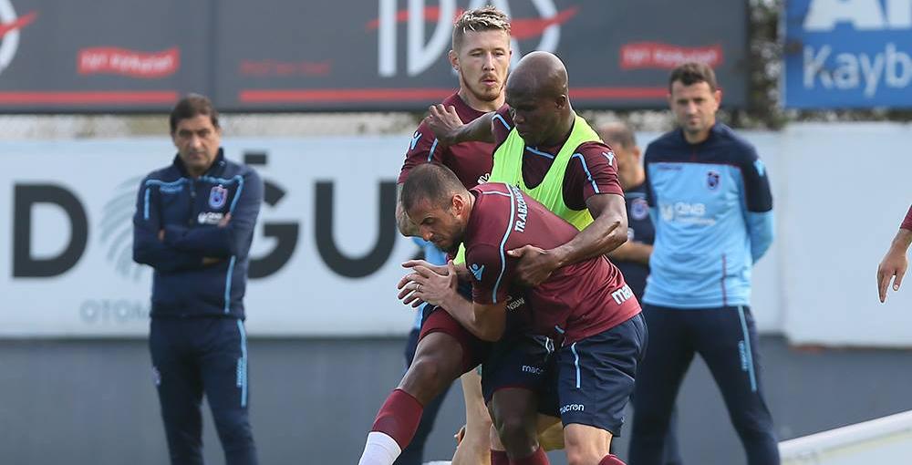 Trabzonspor'da milli aranın yıldızı o oldu