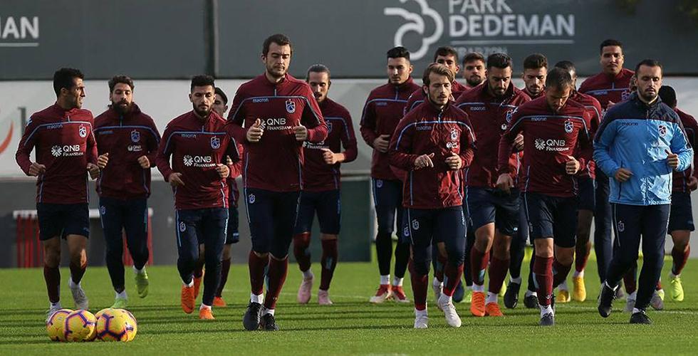 Trabzonspor, Sivas Belediyespor deplasmanında