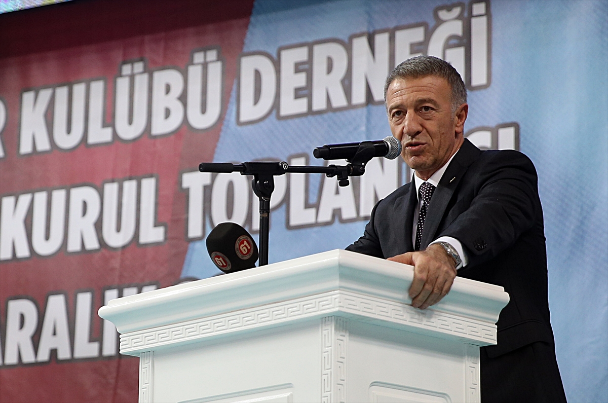 Ağaoğlu yeniden Başkan seçildi