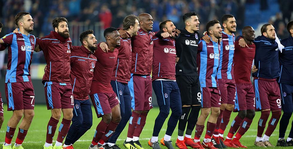 Trabzonspor'un 2018 yılı