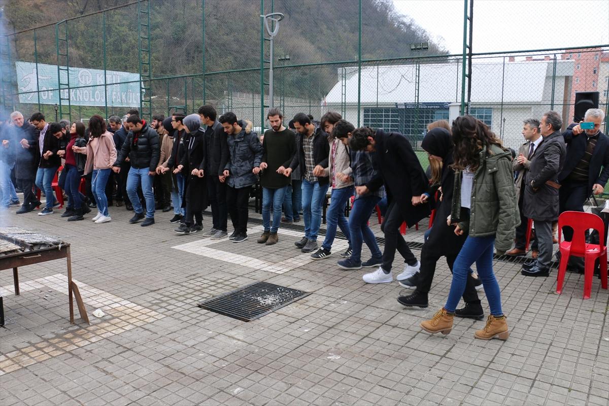 Trabzon'da Hamsi Şöleni düzenlendi