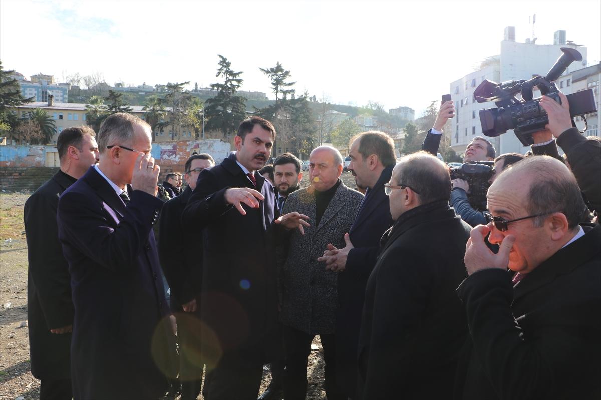 """""""Avni Aker Stadyumu'nun yerini millet bahçesine çeviriyoruz"""""""