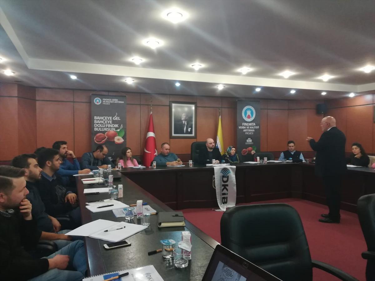 Trabzon'da dış ticaret eğitimi düzenlendi