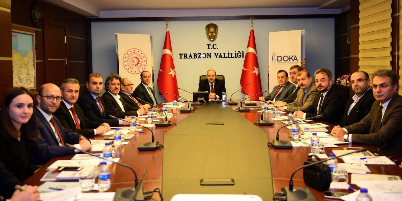 Trabzon sanayisinin geleceği konuşuldu