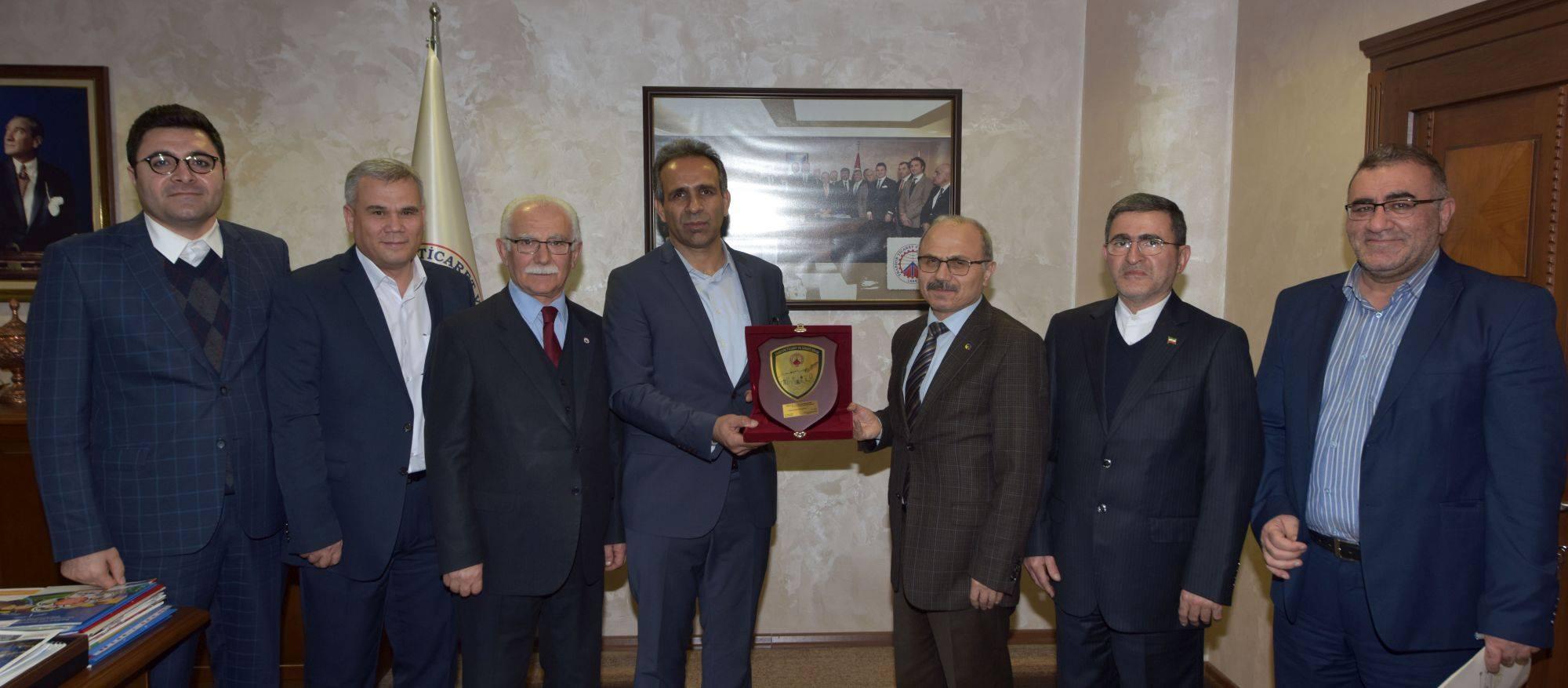 İran'ın Maku Serbest Bölgesi Trabzon'da tanıtıldı