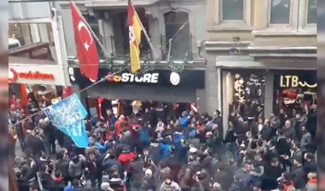 Trabzonspor'dan açıklama geldi! GS Store saldırısı…