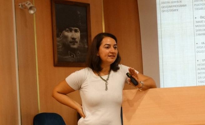 Arsin'de eğitim semineri